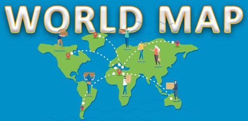 Offline World Map apk