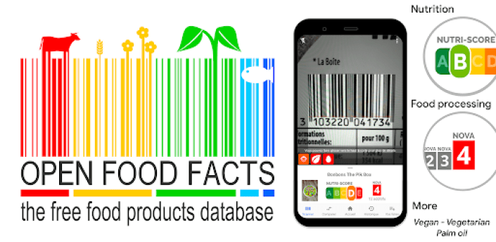 Open Food Facts - Scan food. Get the Nutriscore apk