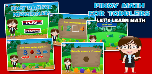 Pinoy Learns Preschool Math apk