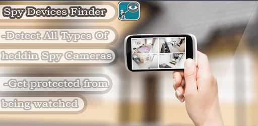 All Hidden - Spy Device Finder Free Simulator apk