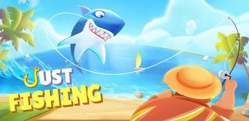 Just Fishing - Amazing Reward apk