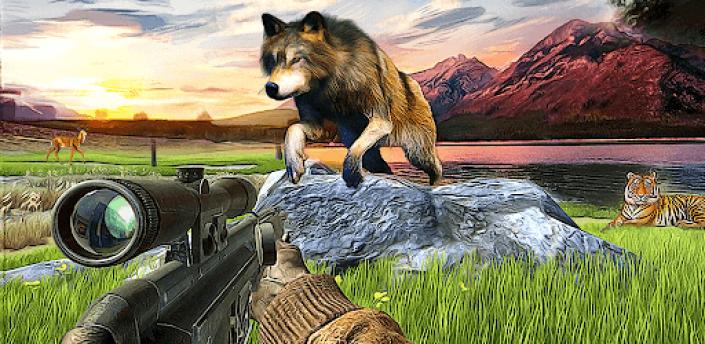 Wild Animal Hunting 3d - Free Animal Shooting Game apk