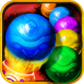 Bubble Marbles Shooter Puzzle Icon