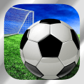 Kick Soccer Icon