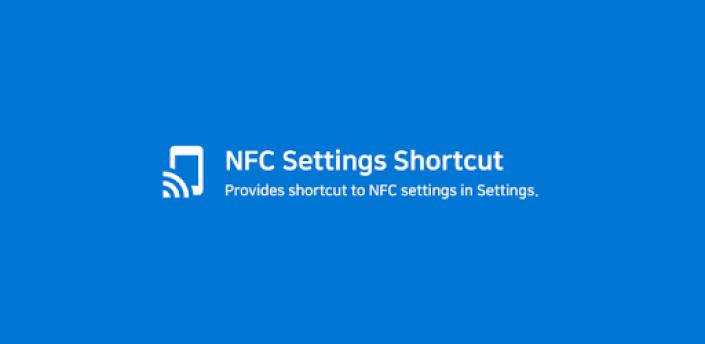 NFC Settings Shortcut apk