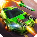 Road Legends - Car Racing Shooting Games For Free Icon