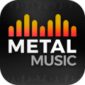 Metal Music Radio Icon