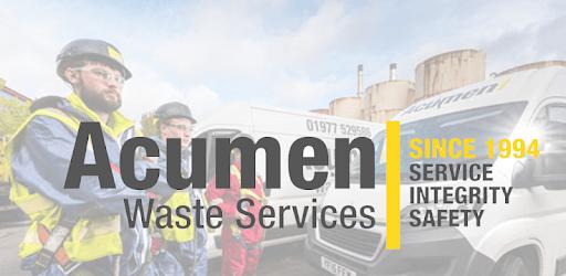 Acumen Waste Services apk