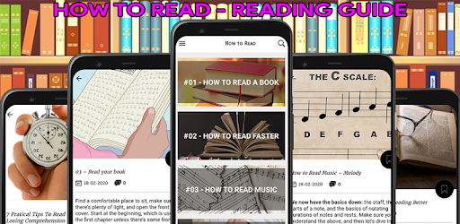 How to Read – Reading Guide apk
