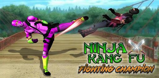 Ninja Kung Fu Fighting Champion apk