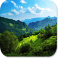 Green Hills HD Wallpapers Icon