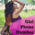 Desi Indian Girls Mobile Number for Chat Prank Icon