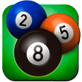 8 Pool 🎱  Game Snooker 9 Ball Icon