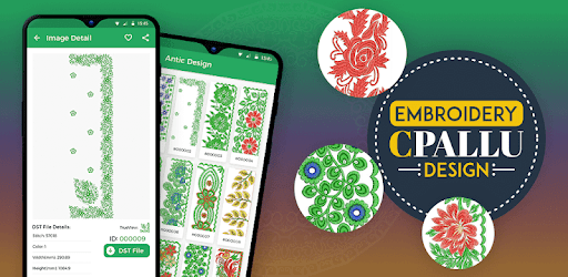 Embroidery CPallu Design apk
