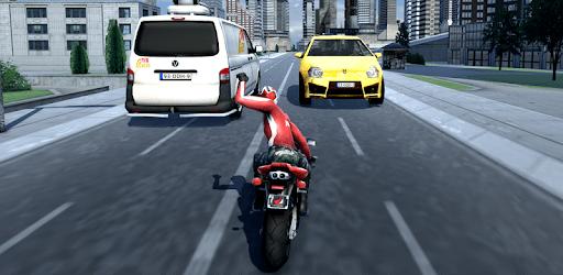 Moto Bike traffic racer apk