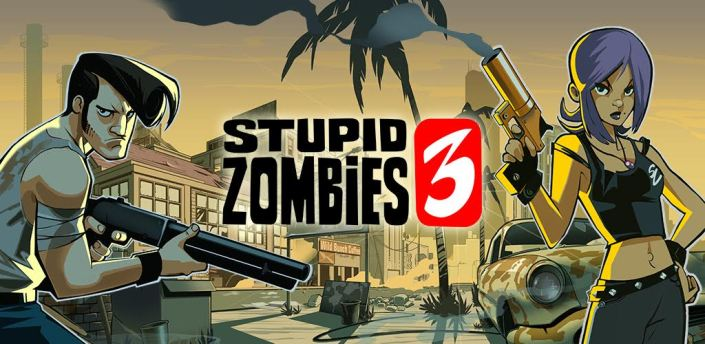 Stupid Zombies 3 (Mod) apk