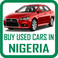 Buy Used Cars in Nigeria Icon