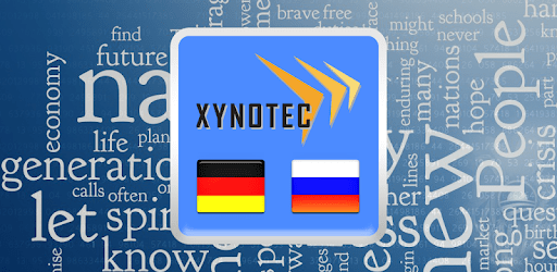 German<->Russian Dictionary apk
