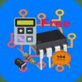 Caldroid  Calculadora para Ingeniería electrónica Icon