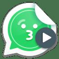 Animated Sticker Maker for WA WAStickerApps Icon