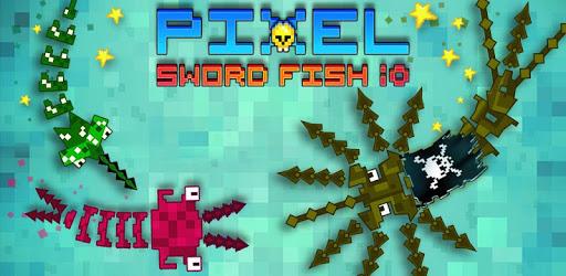 Pixel Sword Fish io apk