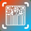 QR Code reader, Barcode scanner Icon