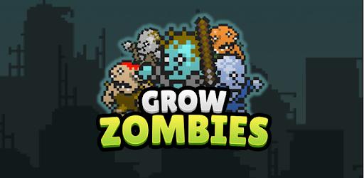 Grow Zombie VIP - Merge Zombies apk