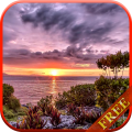 Sunset video live wallpaper HD Icon
