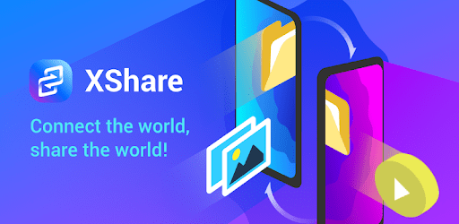 XShare - Transfer & Share all files without data apk