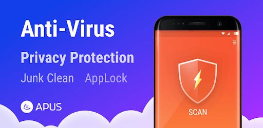 APUS Security -Antivirus, Phone security, Free app apk