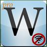 Wiki pro (Wikipedia) Icon
