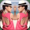Mirror Photo Icon
