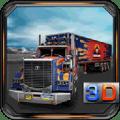 American Trucks 3D Parking Icon