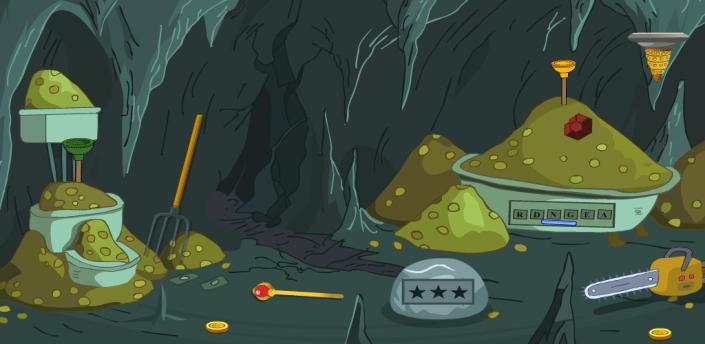 Cross The Cave Escape apk