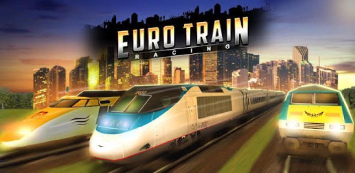 Euro Train Racing 3D apk