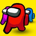 Red Imposter Escape 3D Icon