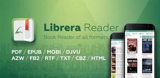 Librera - reads all books, PDF Reader apk