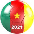 African Cup 2021 in Cameroon - Playoffs Icon