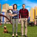 Virtual Mother Simulator Newborn Baby Daycare Game Icon