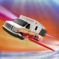 Car Driving Simulator Game : Flying Ambulance Icon