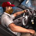 Car Racing Offline Games 2019: Free Car Games 3D Icon