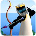 Archery Bow Hunting Icon
