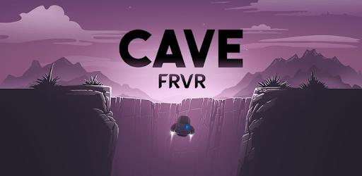 Cave FRVR - Spaceship Landing & Galaxy Exploration apk