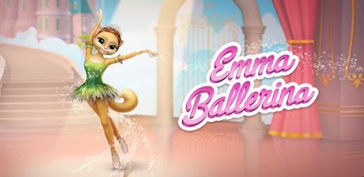 Talking Cat Emma - My Ballerina apk