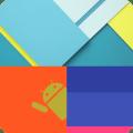 Material design color picker Icon