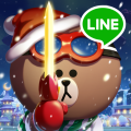 LINE BROWN STORIES : Multiplayer Online RPG Icon