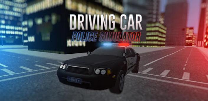 Driving Police Car Simulator apk