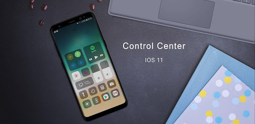 Control Center iOS 14 apk