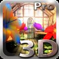 Magic Greenhouse 3D Pro lwp Icon