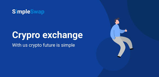 SimpleSwap: Cryptocurrency Exchange apk
